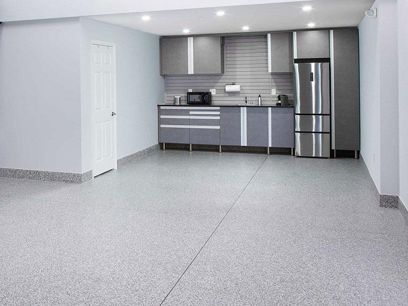 Custom Appearance of Floors