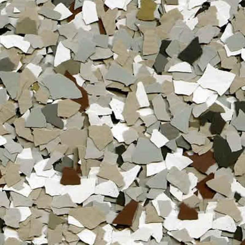 Mediterranean Concrete Coating Swatches