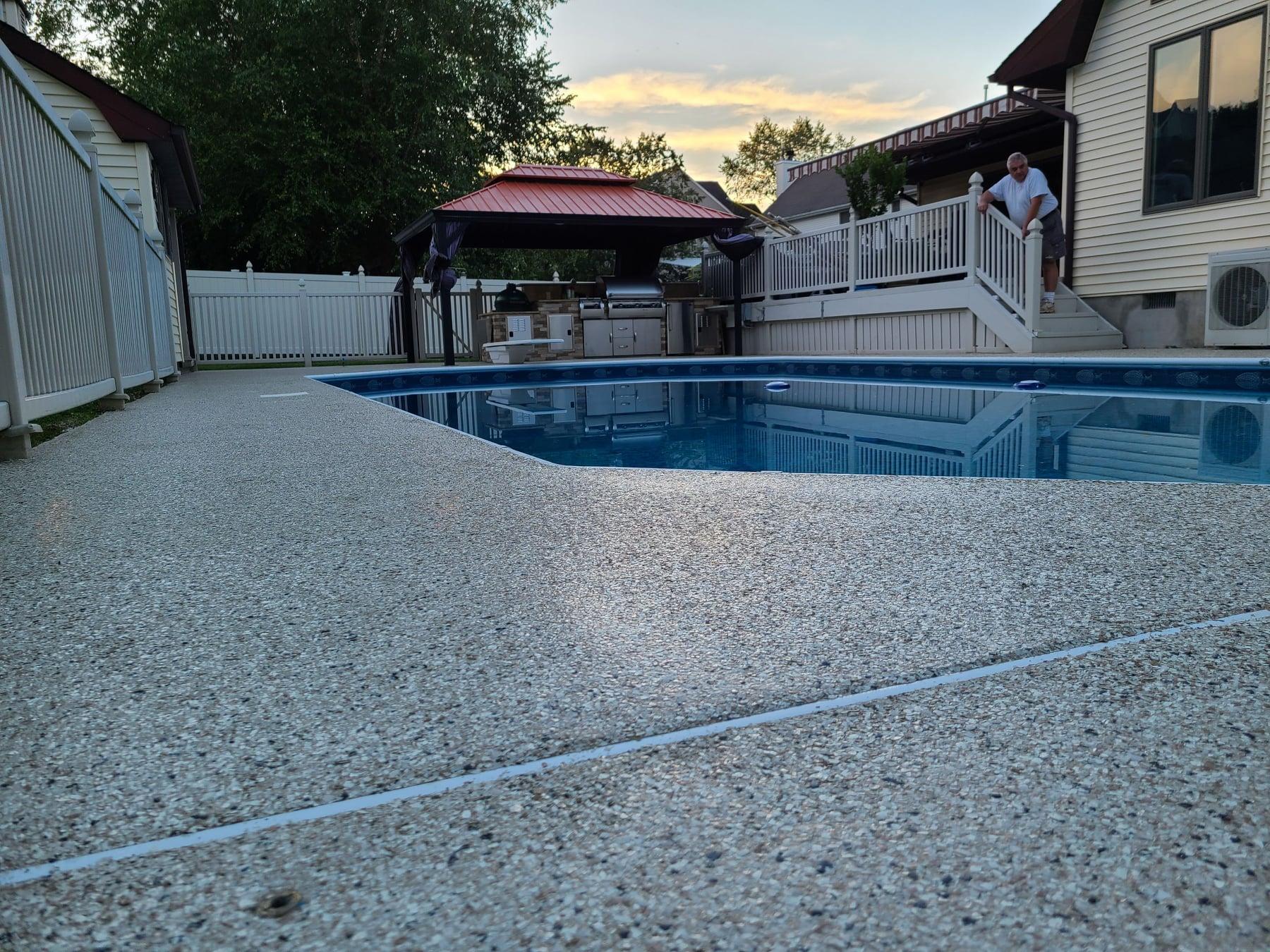 pool deck floor coatings