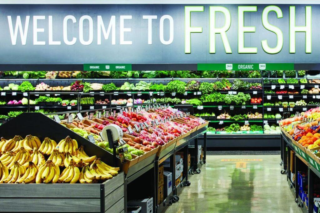 grocery store flooring