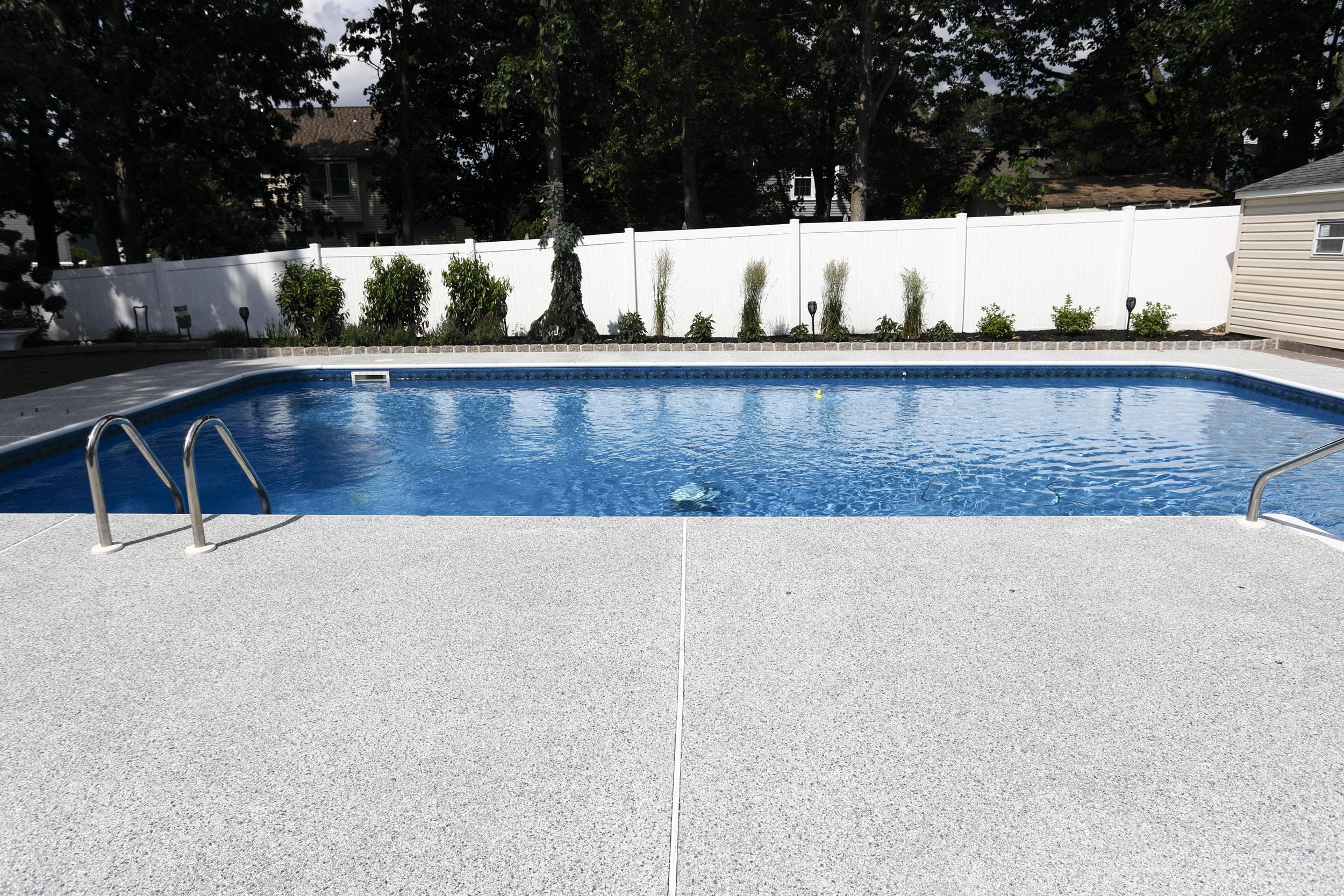 pool floor coatings nj