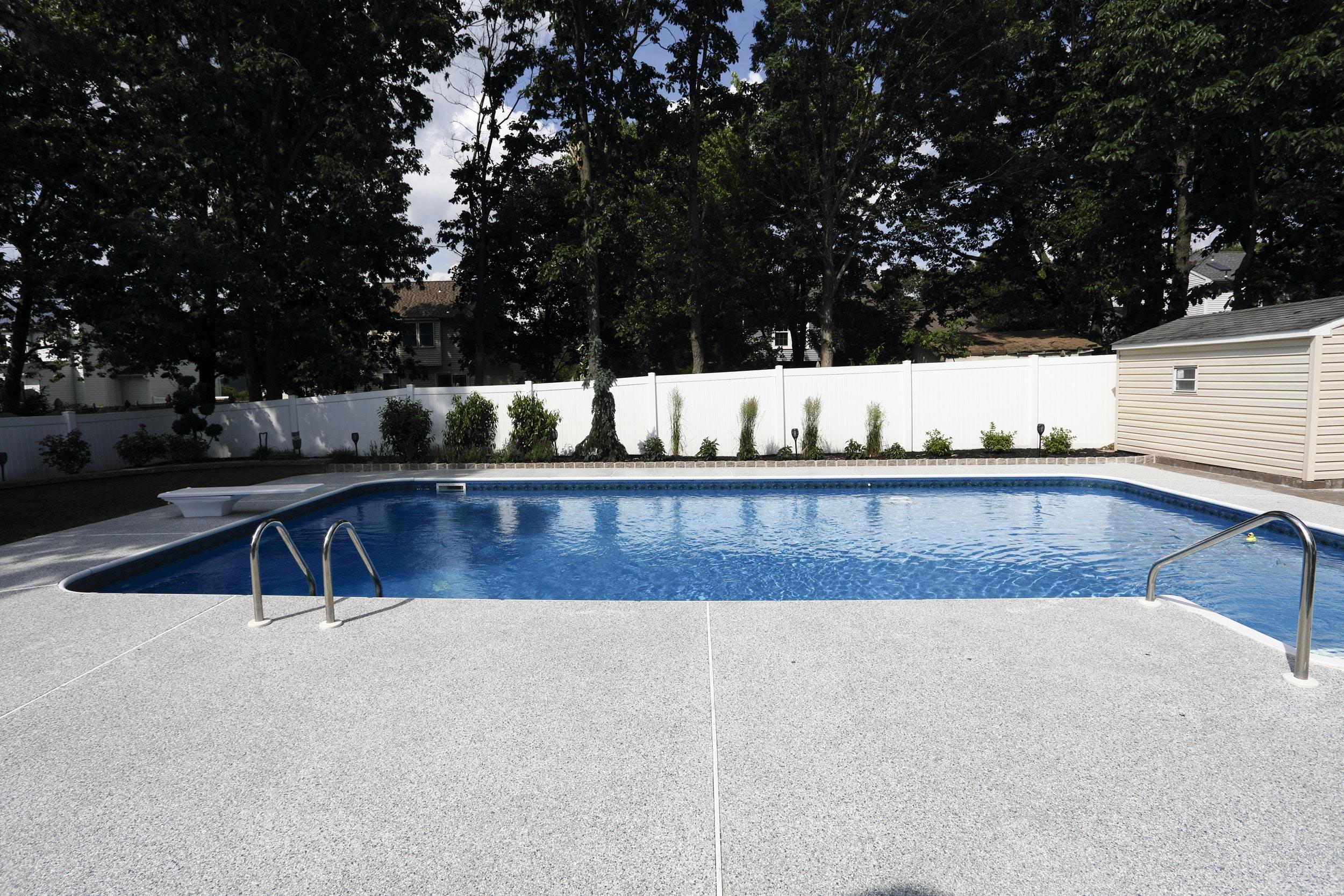 pool floor coatings