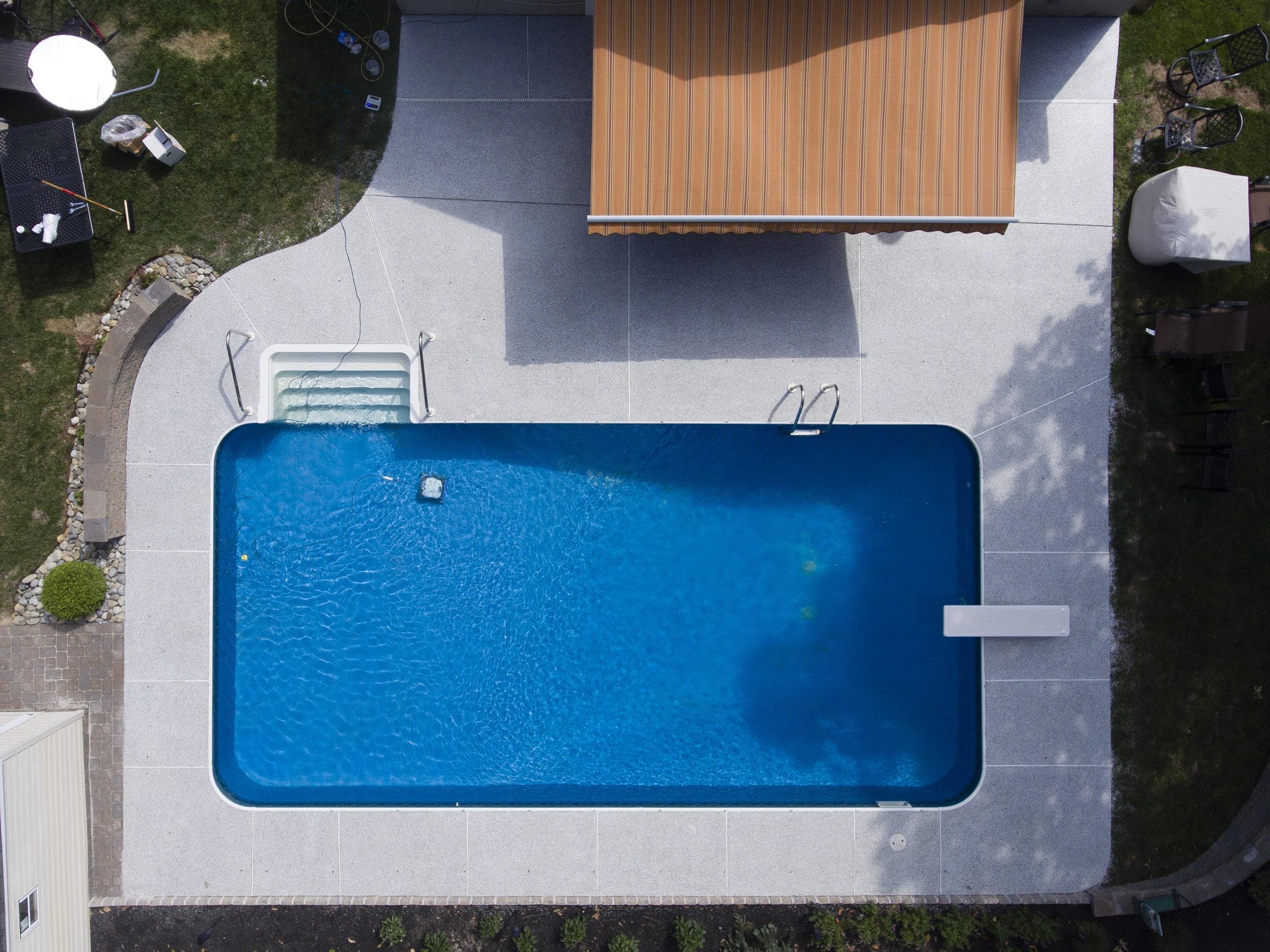 pool deck coatings