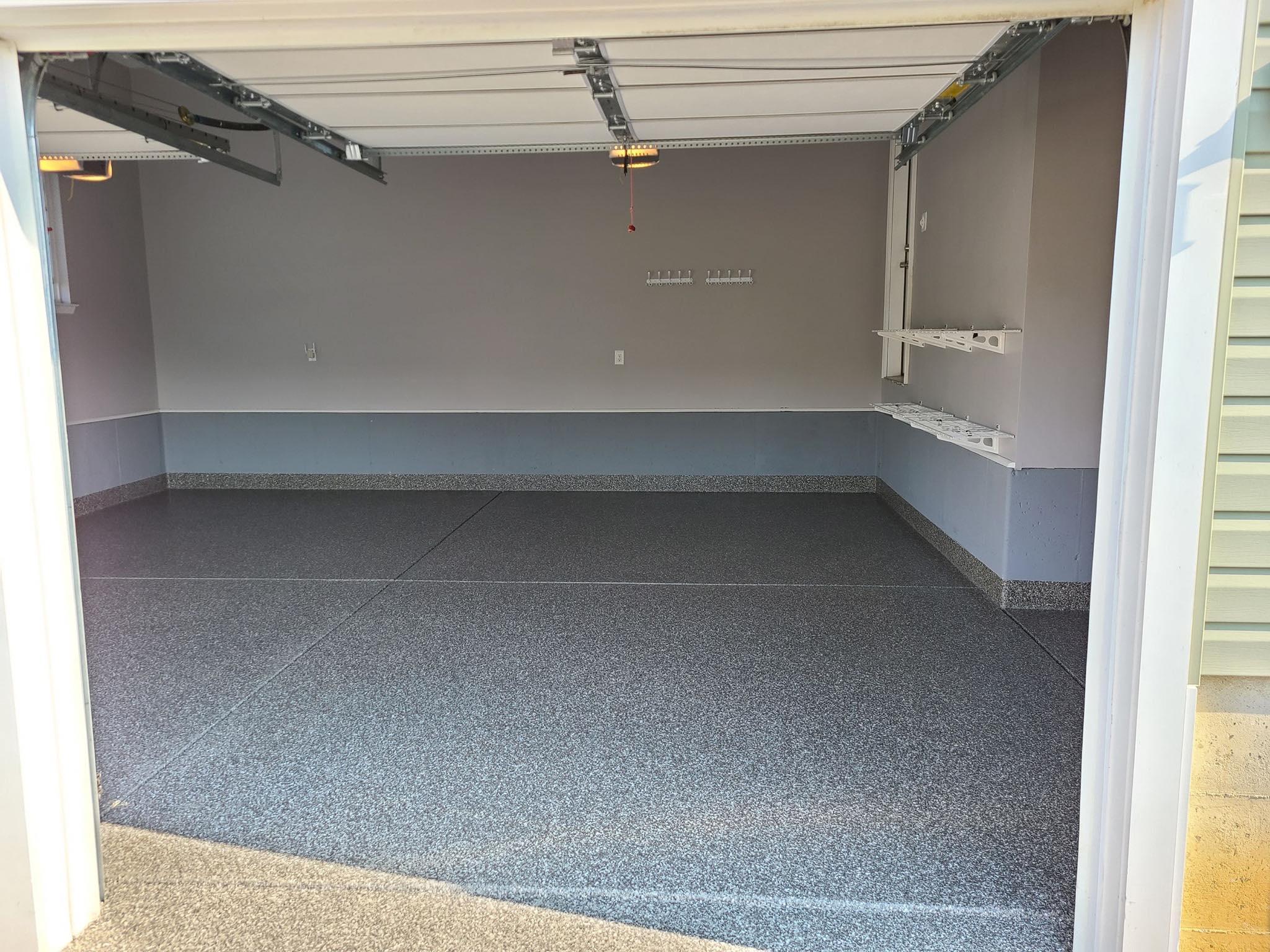 polyurea floors