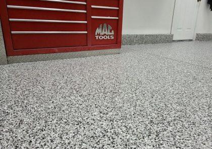 Showroom Floor Coatings