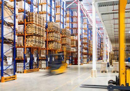 warehouse floor coating